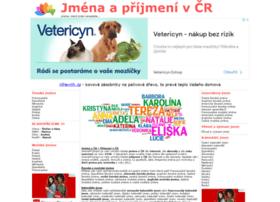 Jmenaprijmeni.cz thumbnail