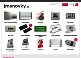 Jmenovky.cz thumbnail