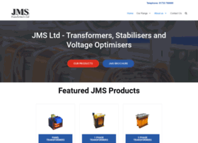 Jmstransformers.co.uk thumbnail