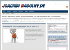 Joachimnadolny.de thumbnail