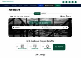 Jobboard.globalhealth.org thumbnail