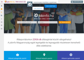 Jobinfo.hu thumbnail
