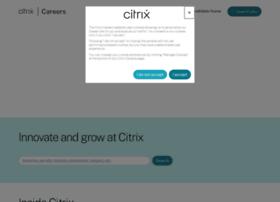 Jobs.citrix.com thumbnail
