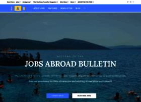 Jobsabroadbulletin.co.uk thumbnail