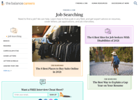 Jobsearch.about.com thumbnail
