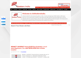 Jobseekersindia.blogspot.in thumbnail