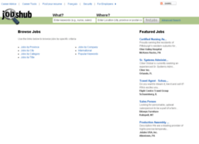 Jobshub.ca thumbnail