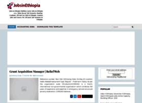 Jobsinethiopia.blogspot.com thumbnail