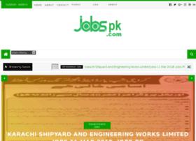 Jobspk49.com thumbnail