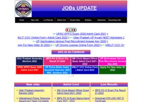 Jobsupdate.in thumbnail