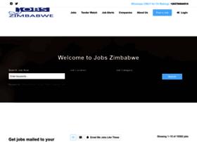 Jobszimbabwe.co.zw thumbnail