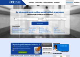 Jobvitae.fr thumbnail