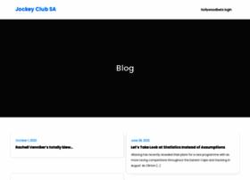 Jockeyclubsa.co.za thumbnail