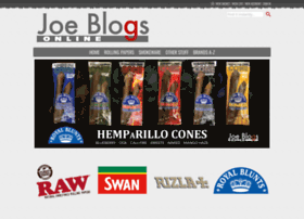 Joeblogs.online thumbnail