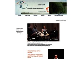 Johncage2012.com thumbnail