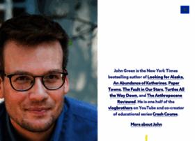 Johngreenbooks.com thumbnail