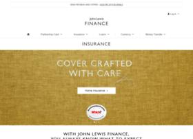 Johnlewis-insurance.com thumbnail