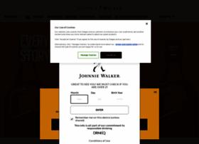 Johnniewalker.com thumbnail