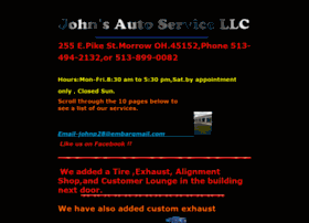 Johnsautoservice.us thumbnail