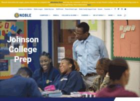 Johnsoncollegeprep.noblenetwork.org thumbnail