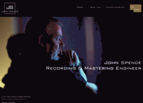 Johnspencerecording.co.uk thumbnail