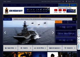 Joinindiannavy.gov.in thumbnail