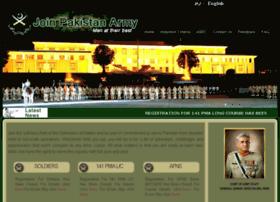 Joinpakarmy.gov.pk thumbnail