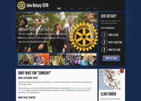 Joinrotary5170.org thumbnail