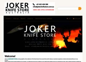 Jokerknifestore.com.au thumbnail
