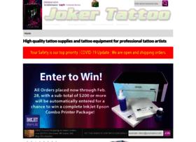 Jokertattoo.net thumbnail