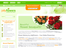 Jollyflowers.de thumbnail