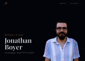 Jonathan-boyer.fr thumbnail