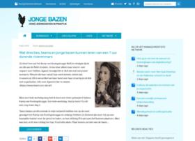 Jongebazen.nl thumbnail