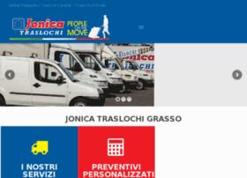 Jonicatraslochigrasso.com thumbnail