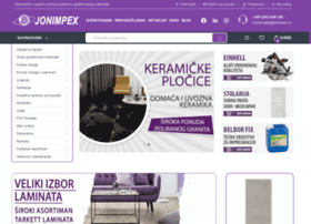 Jonimpex.rs thumbnail