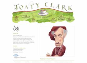 Jontyclark.com thumbnail
