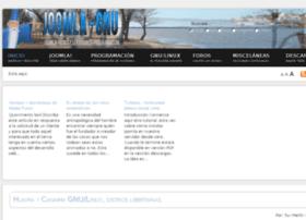 Joomla-gnu.com thumbnail