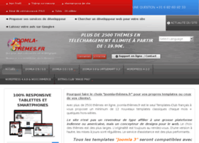 Joomla-themes.fr thumbnail