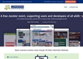 Joomlalondon.co.uk thumbnail