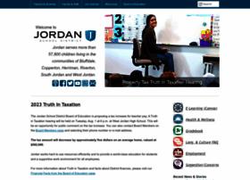Jordandistrict.org thumbnail