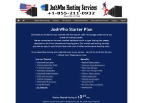 Joshwho-hosting.net thumbnail