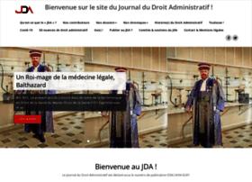 Journal-du-droit-administratif.fr thumbnail