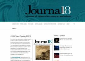 Journal18.org thumbnail