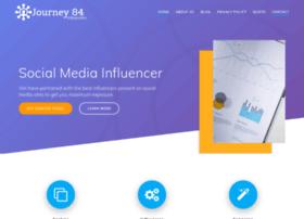 Journey84.com thumbnail