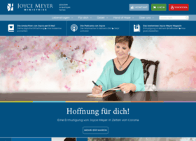 Joyce-meyer.de thumbnail