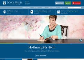 Joycemeyer.de thumbnail