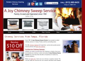 Joychimneysweep Com At Wi Chimney Services Tampa Fl