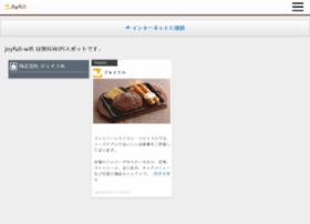 Joyfull-wifi.jp thumbnail