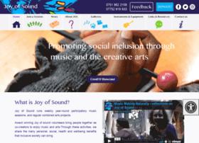 Joyofsound.org thumbnail