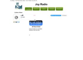 Joyradio.co.uk thumbnail